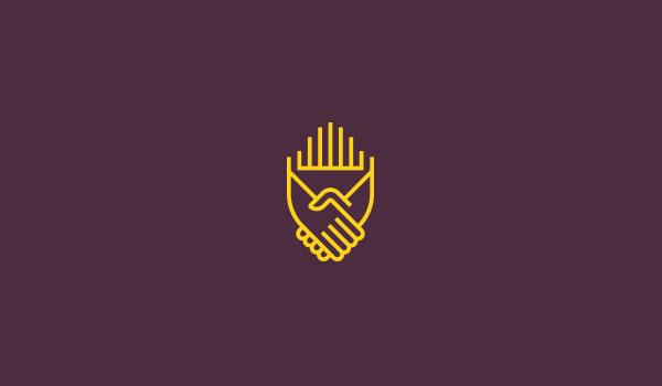 Bold & Thin line usage in logo design