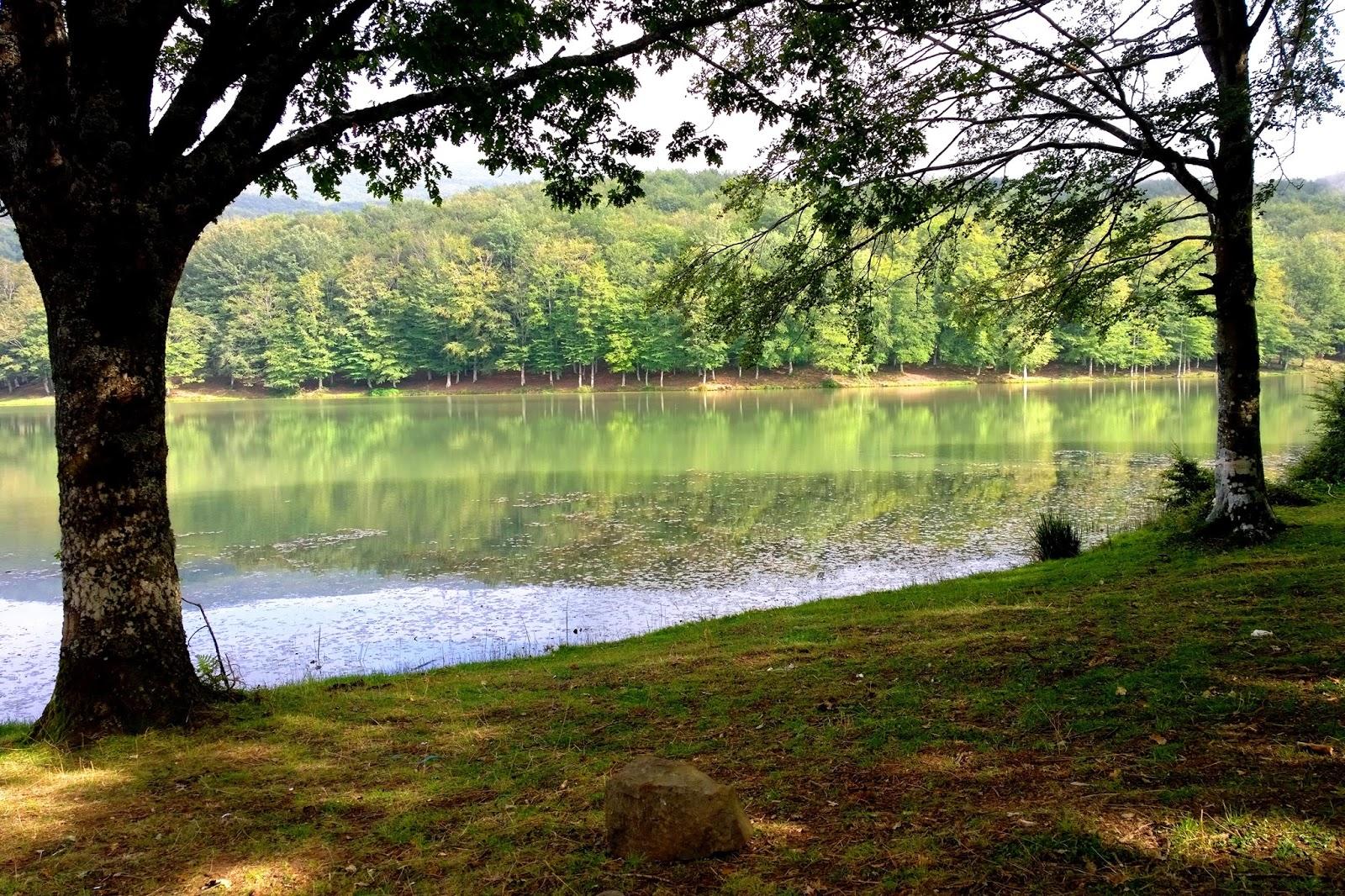 L 39 anima dei luoghi l 39 ambientazione perfetta per una fiaba for Disegni di laghi