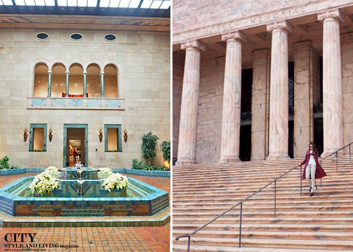 joslyn museum style, city style and living