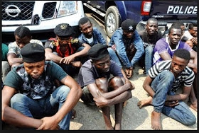 15 deadly cultists arrested in Akure, Ondo state