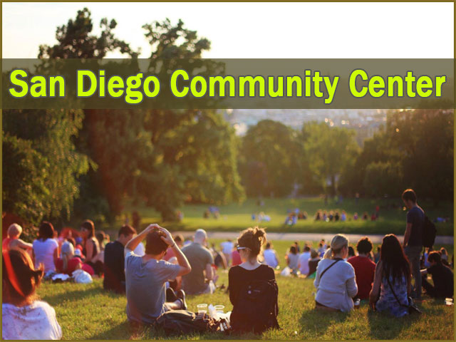 San Diego Community Center | Best Public Relation Place List