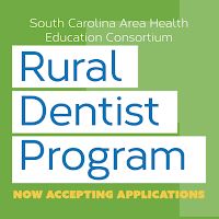 South Carolina AHEC Rural Dentist Program Now Accepting Applications