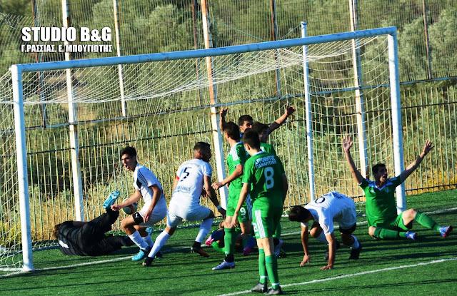 0-1 ο Ατρόμητος Παναριτίου με την Ένωση Λέρνας