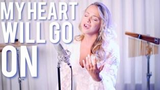 My Heart Will Go On (Cover) Lyrics -  Emma Heesters