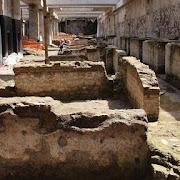 Будівельники римського метро знайшли казарми ІІ століття