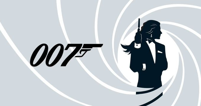 A Woman Cannot Play James Bond: Surely?