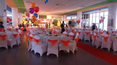 Trung tâm tổ chức tiệc buffet, tiệc cưới Hoa Sen chuyên Tổ chức Tiệc Buffet Âu,