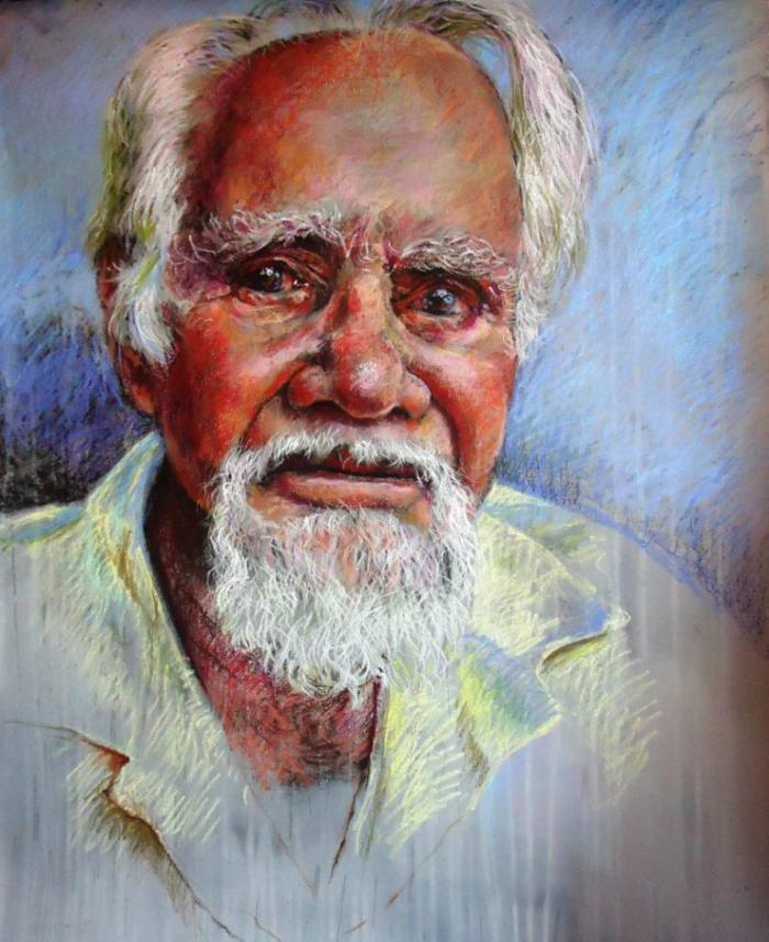 Австралийский художник. David Newman-White