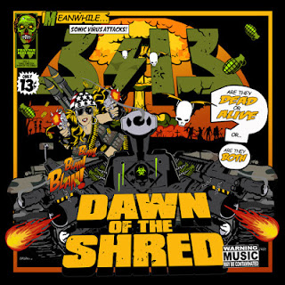 Three Thirteen Dawn Of The Shred