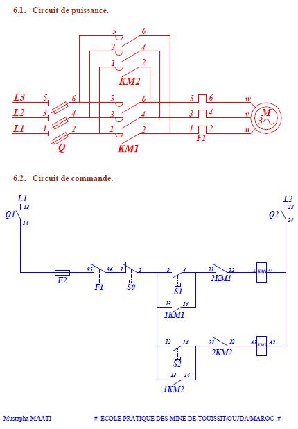Sch ma electrique pdf g n ralit eclairage signalisation - Schema electrique eclairage ...