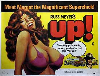 Up!, Russ Meyer se desmadra completamente en esta producción del año 1976