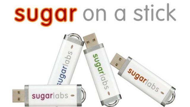 Sugar on a Stick, OS yang Ringan