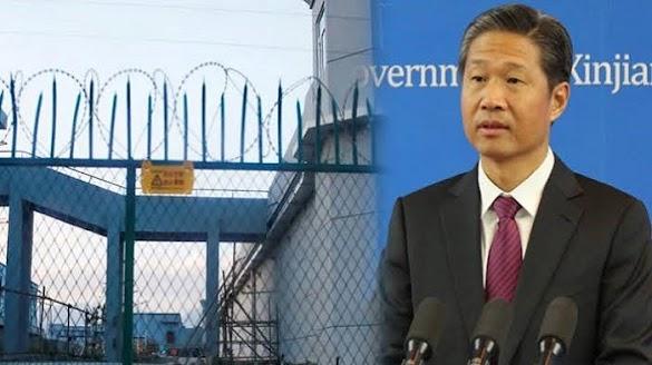 Ini Tampang Pejabat China, Otak di Balik Penahanan Jutaan Muslim di Uighur