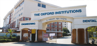 Direct BDS Admission in Oxford College by Management quota
