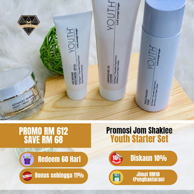 Promosi Jom Shaklee : Youth Starter Set