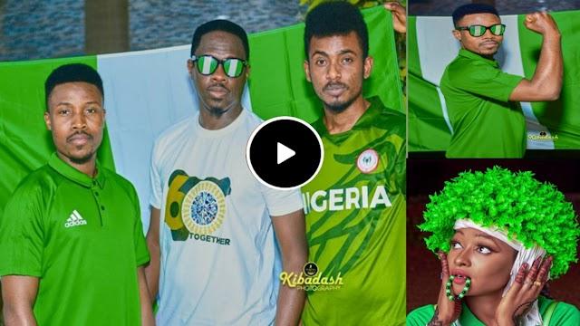 Kalli Video Happy Independence Day Daga Manyan Kannywood Mata Da Maza