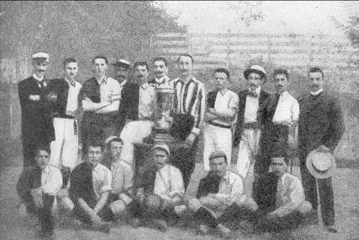 First Vienna FC - Challenge Cup 1899