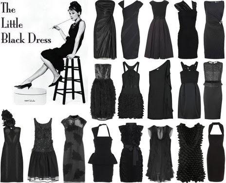 Carmela Un Collar Para Un Vestido Negro