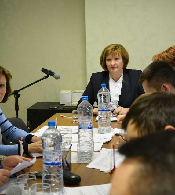 Татьяна Бурынина отчиталась о проделанной работе