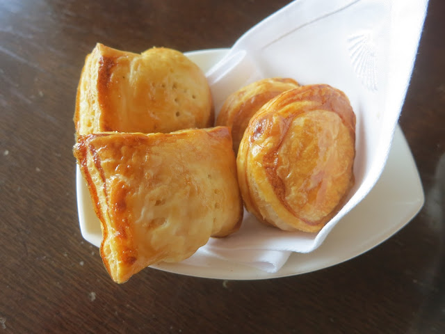 mango pies and turnovers