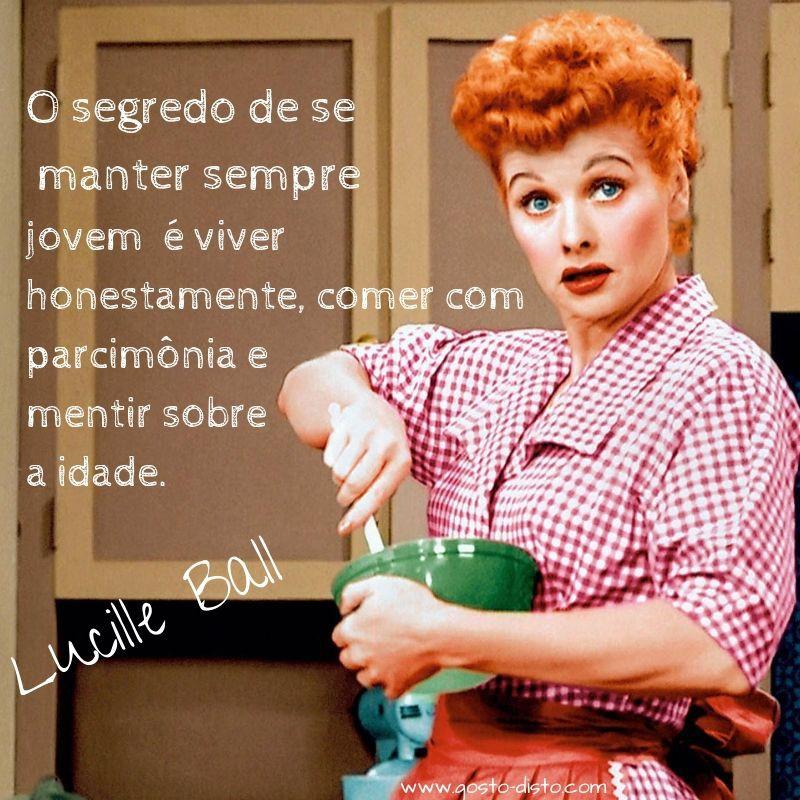 Lucille Ball frases
