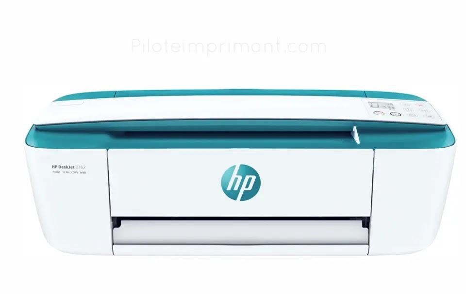 Pilote HP Deskjet 3762