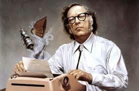 Isaac Asimov, un genio de la ciencia ficción