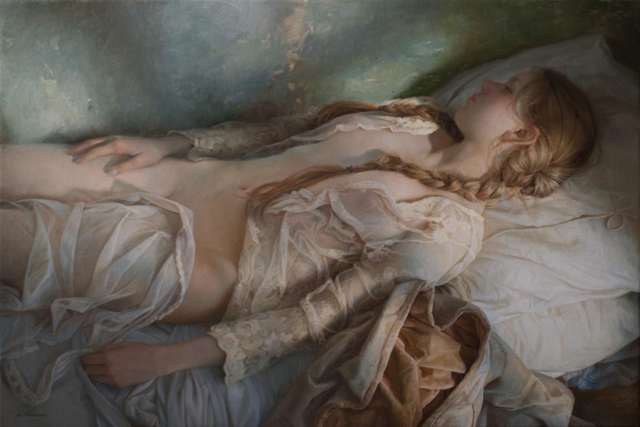 Pinturas Hiperrealistas de Serge Marshennikov