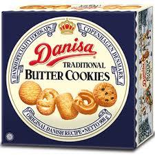 Menikmati Kemewahan Dalam Sekaleng Danisa Butter Cookies