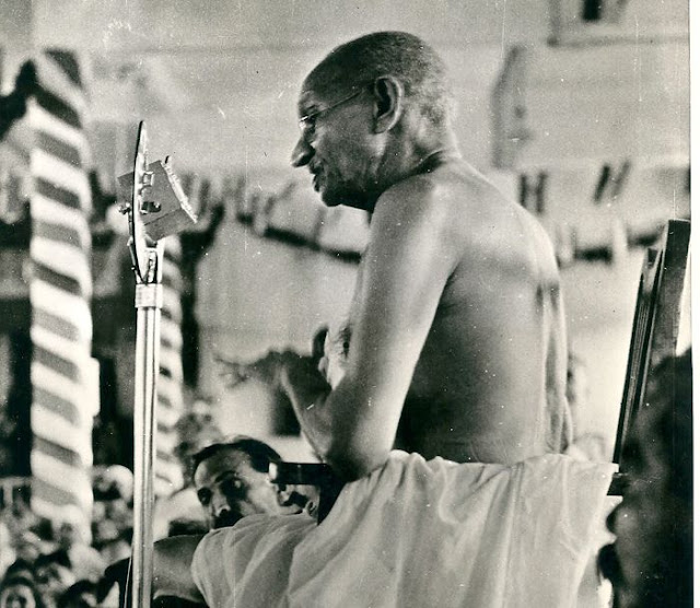 Mahatma Gandhi Speech on Truth