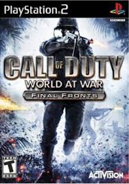 Free Download Call of Duty World at War Final Fronts PCSX2 ROM ISO Untuk Komputer Full Version - ZGASPC