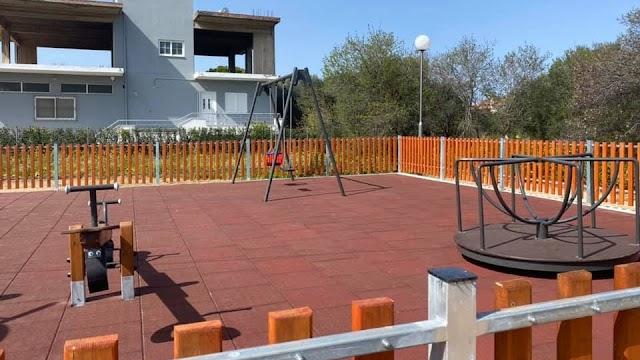 Δήμος Χαλκιδέων: Κατασκευή νέας παιδικής χαράς