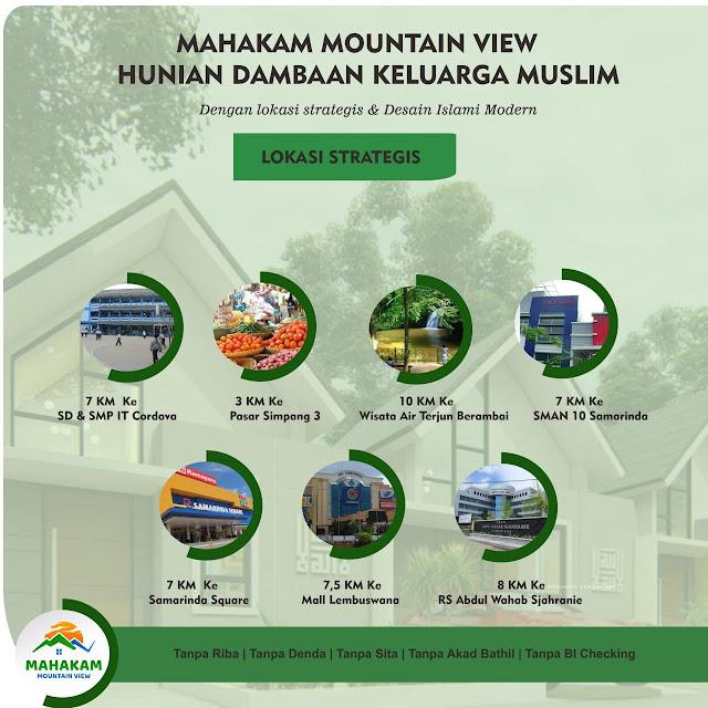 Mahakam Mountain View
