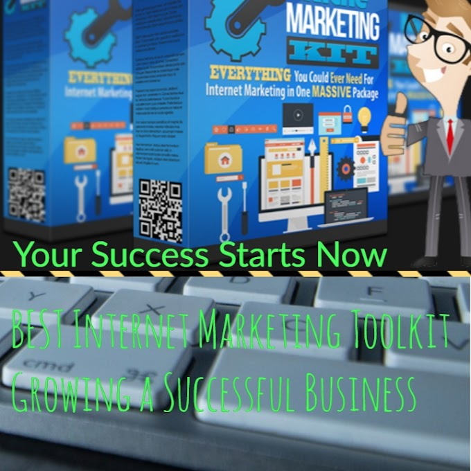BEST Internet Marketing Toolkit | Growing a Successful Business | Your Success Starts Now |