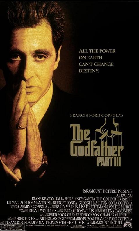 The Godfather- Part Iii 1990 x264 720p Esub BluRay Dual Audio English Hindi GOPI SAHI