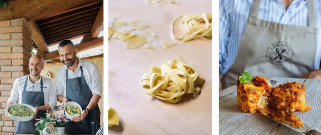 17- Luca & Lorenzo, Our Family Pasta Recipe