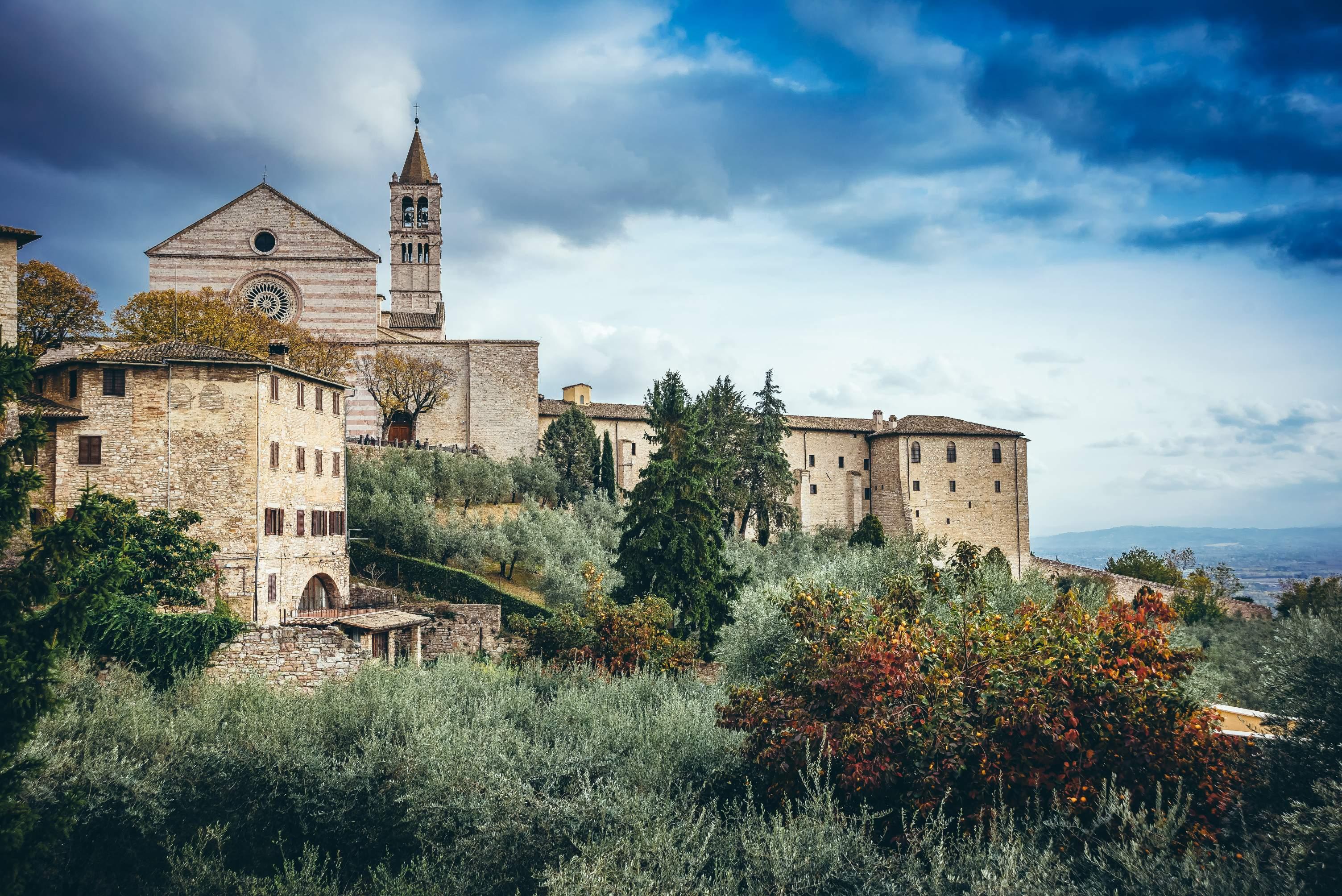 alloggiare ad Assisi