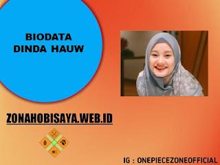 Biografi Dinda Hauw