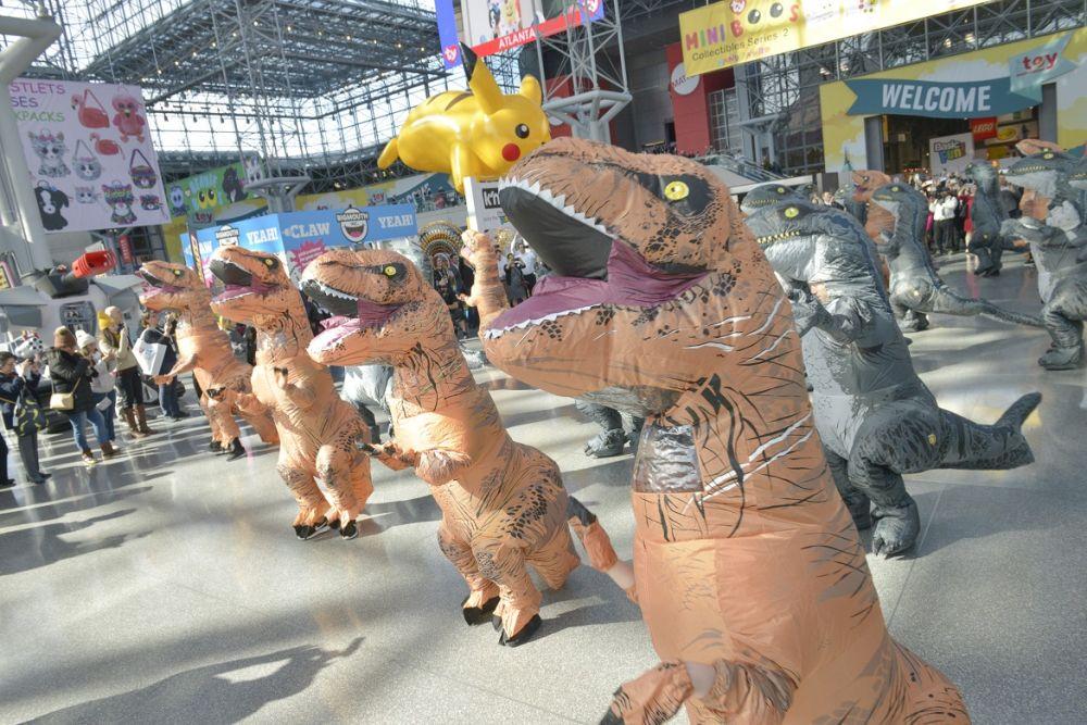Новости об игрушках выставка Toy Fair New York 2020 NYC news
