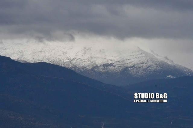 """Επέλαση της κακοκαιρίας """"Λέανδρος"""" με χιόνια βροχές και τσουχτερό κρύο σε όλη την Ελλάδα (πρόγνωση για την Κυριακή)"""