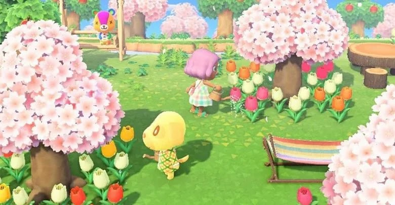 What are cherry petals for in Animal Crossing: New Horizons
