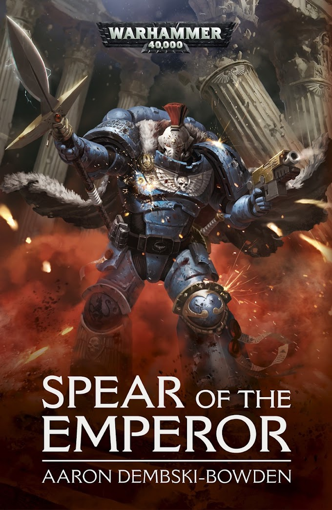[PDF] Spear of the Emperor By Aaron Dembski-Bowden Free eBook Download