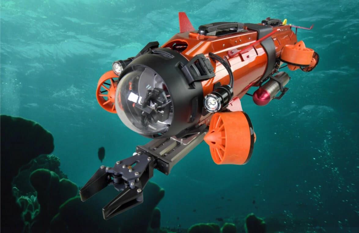 TTRobotix SeaDragon XLR