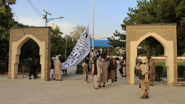 तालिबान के तहत अफगानिस्तान, तालिबान 'अफगानिस्तान का इस्लामी अमीरात' घोषित करेगा; काबुल हवाईअड्डे पर परिचालन ठप