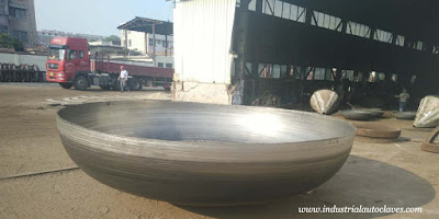 Elliptical Tank Heads were Exported to America (2)