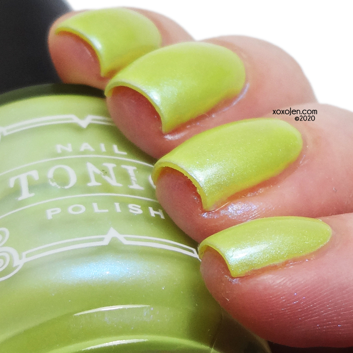 xoxoJen's swatch of Tonic Grateful