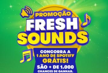 Cadastrar Promoção Mentos 2021 Fresh Sounds 1 Ano Spotify Grátis