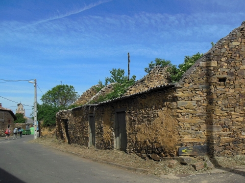 SANTA CATALINA DE SOMOZA, Sierra Leon, Camino, Jola Stępień