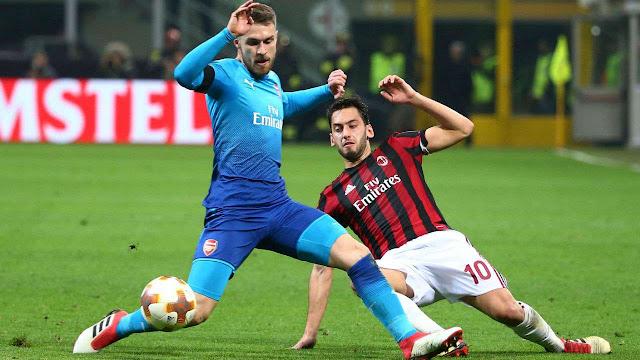 Prediksi Skor Arsenal Vs Ac Milan 16 Maret 2018