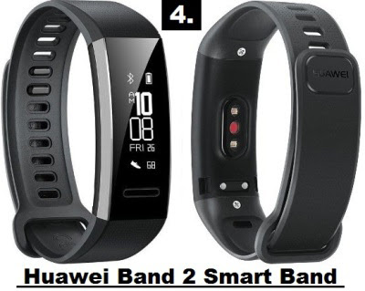 best smart bands under 5000 in india